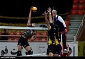 مسابقات چهارجانبه باشگاهی والیبال در اصفهان بهروایت تصاویر