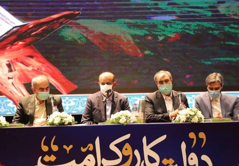 وزیر راه در شیراز: مشکل مسکن را تا 4 سال آینده برطرف میکنیم/ قانون جهش تولید مسکن مزیتهای جذابی برای مردم دارد