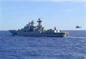 Russia, China Kick Off Joint Naval Maneuvers in Sea of Japan