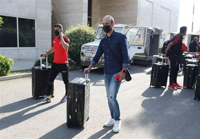 گزارش عجیب روزنامه عربستانی از لغو پرواز پرسپولیسیها/ بازیکنان گلمحمدی را عصبانی کردند و به خانه برگشتند!