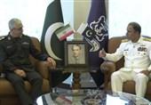 Iran, Pakistan Discuss Promotion of Naval Cooperation