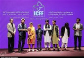 Int'l Children's Film Festival in Iran Announces Winners