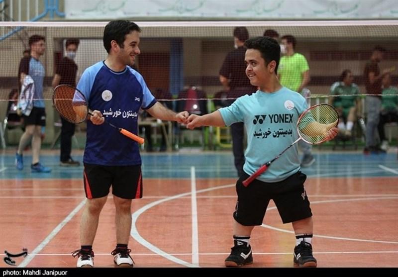 روایت تصویری تسنیم از مسابقات پارابدمینتون مردان قهرمانی کشور در اصفهان