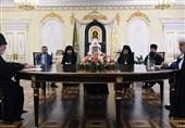 دیدار رهبران مذهبی روسیه، جمهوری آذربایجان و ارمنستان