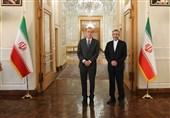 Iranian Deputy FM to Hold Talks with EU's Mora in Belgium