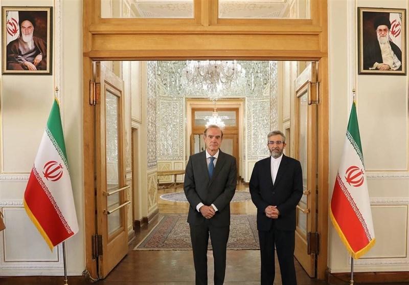 منسق الاتحاد الأوروبی یلتقی مساعد وزیرالخارجیة الایرانی