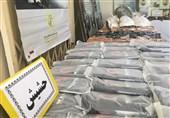500 کیلوگرم مواد مخدر در استان بوشهر کشف شد