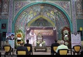 مراسم چهلمین روز درگذشت سرلشکر فیروزآبادی