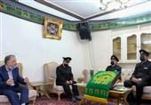 تجلیل از روشندلان مشهدی در روز عصای سفید توسط سفیران امام مهربانیها