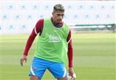 مدافع بارسلونا «الکلاسیکو» را از دست داد