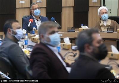افتتاح فاز دوم پویش جهادی واکسیناسیون شهروندان تهرانی در پایگاههای ثابت و سیار شهرداری تهران