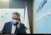 آخرین وضعیت جسمی شهردار تهران اعلام شد