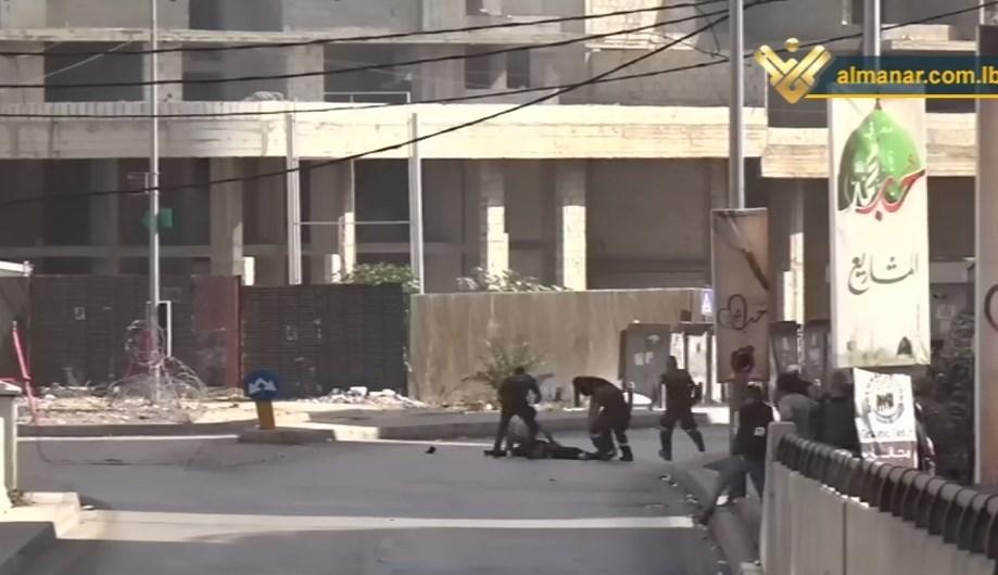 لبنان , حزب الله لبنان , نجیب میقاتی , انفجار بندر بیروت ,