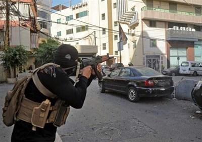 گزارش خبرنگار تسنیم از تداوم درگیریهای مسلحانه در لبنان