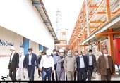 استاندار بوشهر: ظرفیت واحدهای تولیدی در منطقه ویژه اقتصادی بوشهر افزایش یابد +تصاویر