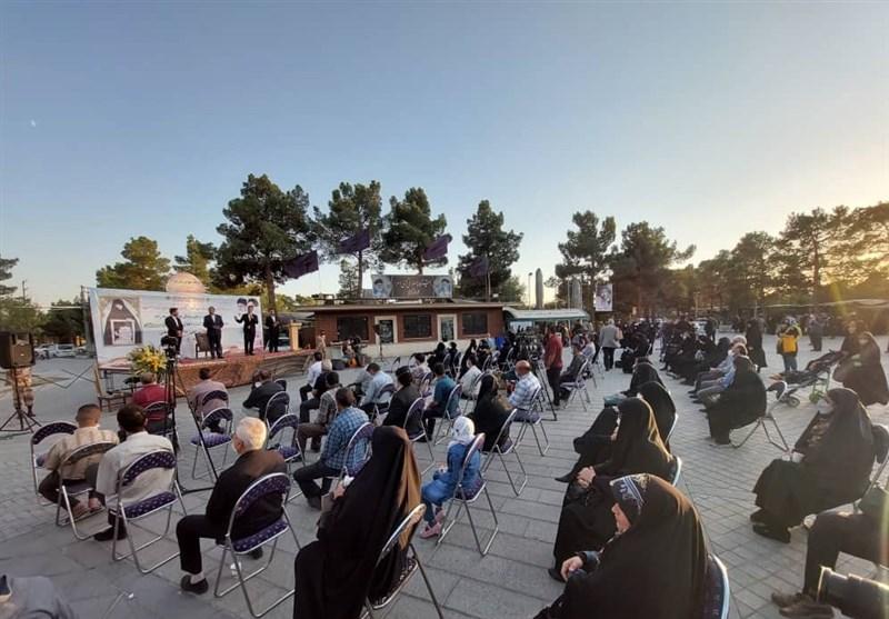مراسم اربعین وصال مادر شهید جاویدالاثر مهدی افخم رضایی برگزار شد+عکس و فیلم