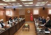 وزیر خارجه ترکیه در دیدار با هیئت طالبان خواستار تشکیل دولت فراگیر شد