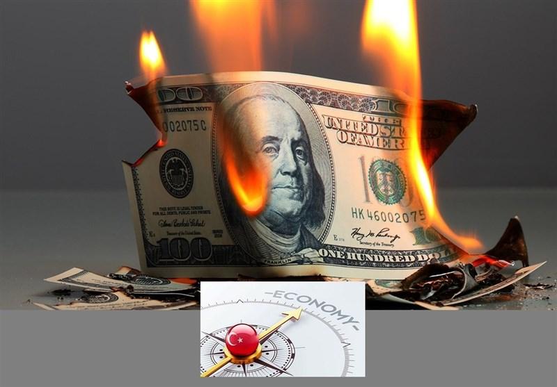 پرواز دلار و هشدار اقتصاددانان ترکیه