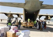 Iranian Plane Delivers Second Batch of Humanitarian Aid to Afghanistan's Kunduz