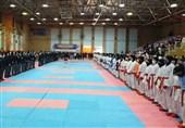 انتخابی ردههای سنی کاراته|نفرات برتر ردههای سنی پایه دختران مشخص شدند