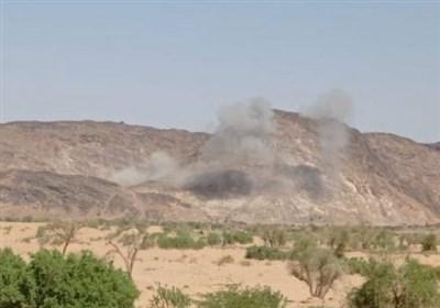 Marib'de Bir Savaş Uçağı Düşürüldü