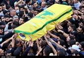 Lebanese Hold Funeral for 7 Killed in Beirut Terrorist Attack
