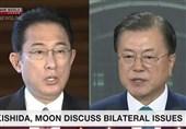 گفتگوی ژاپن و کره جنوبی با محوریت جنگ در شبه جزیره
