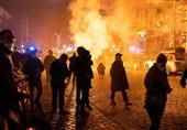 شورش و ناآرامی در خیابانهای برلین