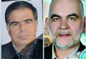 پیکر مطهر جانبازان نخاعی جواد رجب پور و هادی خاجی به خاک سپرده شد