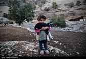 عشایر زلزله زده بخش چلو شهرستان اندیکا- خوزستان