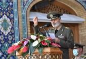 هشدار فرماندهکل ارتش نسبت به راهبرد دشمنان برای ایجاد یأس در جامعه/ جوانان پیشگام در شکستن حصارهای ناامیدی باشند