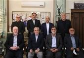 نشست آجورلو با مدیران پیشین استقلال