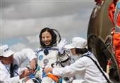 میزبانی «خانه فضایی» چین از اولین فضانورد زن