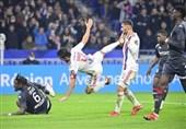 لوشامپیونه| لیون با پیروزی برابر موناکو به بالانشینان جدول نزدیک شد