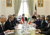 Iran, Austria Hold Political Talks in Tehran