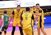 لیگ والیبال لهستان| پیروزی یاران عبادیپور در جدالی 3 ساعته