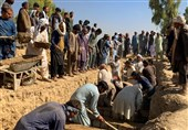 Afghans Hold Mass Funeral in Kandahar for Mosque Attack Victims