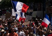 Over 40,000 People Take to Streets in France to Protest Health Passes: Interior Ministry