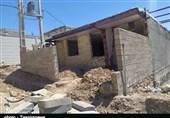 گزارش تسنیم از شهر معمولان 30 ماه پس از سیل| واحدهای مسکونی بیسرپناهان در آستانه فصل بارش و دایک حفاظتی شهر نیمه کاره رها شد+تصویر