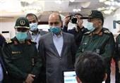 رئیس بسیج مستضعفین از مراکز واکسیناسیون استان گلستان بازدید کرد