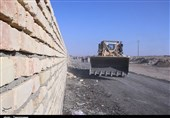 58 هزار مترمربع از اراضی کشاورزی کهریزک آزادسازی شد + تصاویر