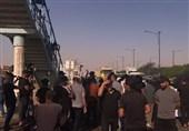 تظاهرات در شهرهای عراق در اعتراض به نتایج انتخابات/گروههای مقاومت: معترضان حق تظاهرات دارند+فیلم وعکس