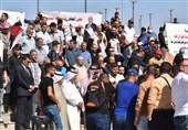 عراق| مقایسه تظاهرات معترضان 2021 با اعتراضات جوکرهای غربگرا+فیلم و عکس