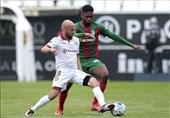 جام حذفی پرتغال| حذف ماریتیمو با وجود گلزنی علیپور