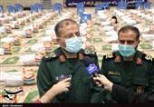 حضور یکروزه رئیس سازمان بسیج در گلستان به روایت تصویر