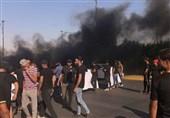 تظاهرات فی مختلف المدن العراقیة احتجاجا على نتائج الانتخابات البرلمانیة