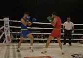 پایان مسابقات دسته منتخبین مبارزه جنگجویان ووشو با معرفی نفرات برتر