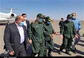 سرلشکر سلامی پروژههای آبرسانی شرق استان کرمان را افتتاح میکند+ تصاویر