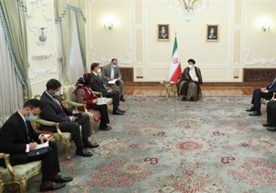 Cumhurbaşkanı Reisi: İran'ın Politikası, Venezuela Dahil Latin Amerika Ülkeleriyle İlişkileri Geliştirmektir
