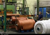 تلاش در سنگر تولید بزرگترین واحد صنعتی خراسان جنوبی به روایت تصویر